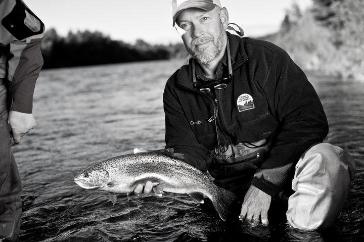 Bob White and an Agulukpak Rainbow