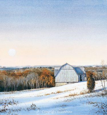 Rural America Note Cards