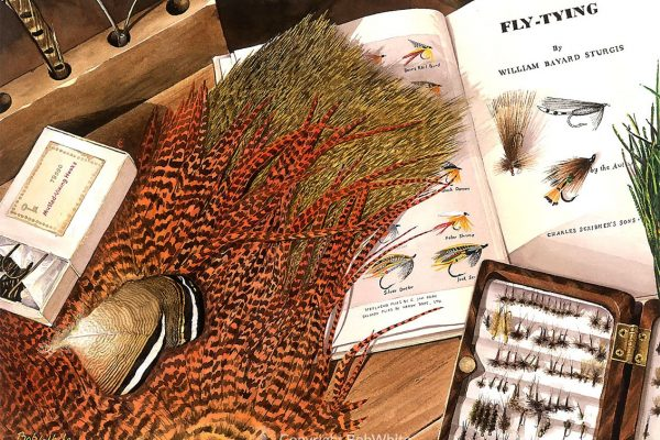 A Fly Tying Legacy