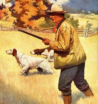 Elwell Upland Print