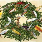 Fly Wreath
