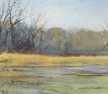 Moss Hazy Marsh Original