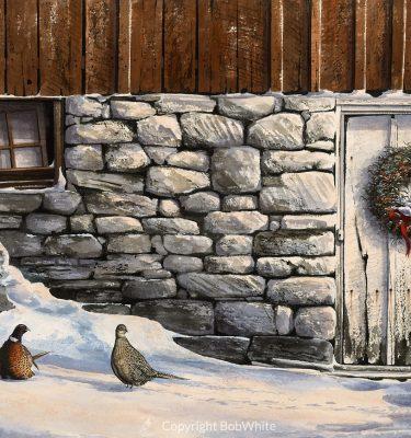 Hunting Christmas Cards