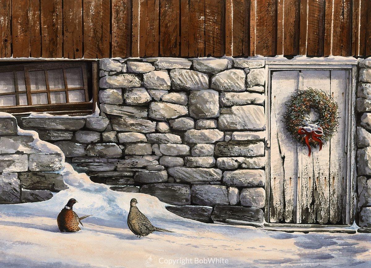 The Night the Animals Speak Christmas Cards