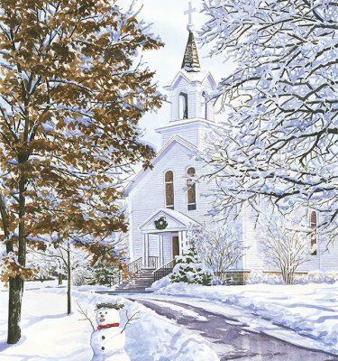 Rejoice! Christmas Holiday Cards