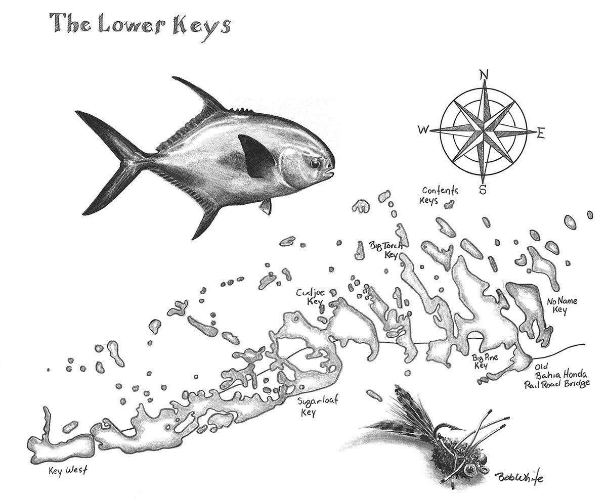 Keys Drawing