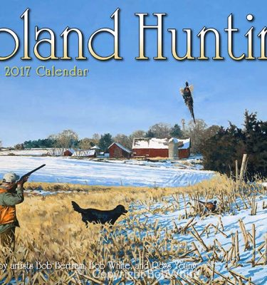 Upland 2017 Calendar Front