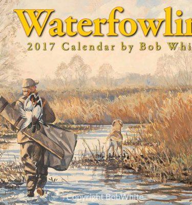 Waterfowling 2017 Calendar Front