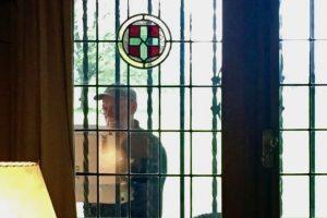 42 - Painting through Window. jpg